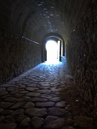 Fortaleza de Valenca, entré från floden
