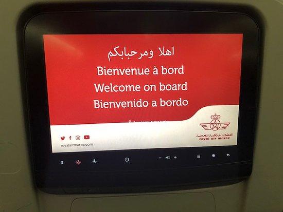 Royal Air Maroc-billede
