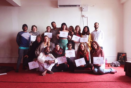 Last day when we got certified!