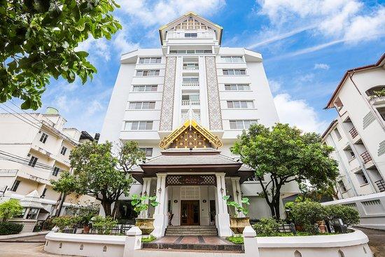 Viangbua Mansion: Hotel Front