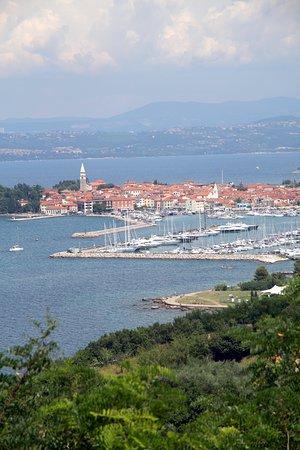 panorama Izoli
