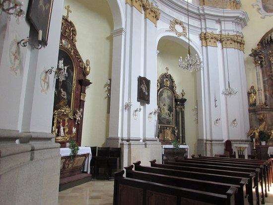 Kirche Der Barmherzigen Bruder