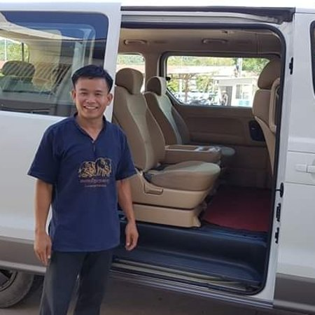 Louangphabang, Laos: I am Chanthy-Mr Service. Your tourism safety experience driver. Always available and happy to be in your service all the best from my heart.