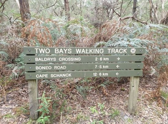 Baldry Crossing Circuit Walk