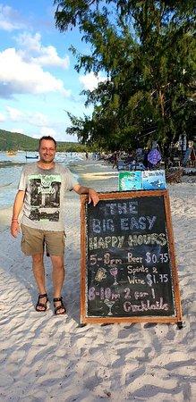 The Big Easy Koh Rong Samloem Foto