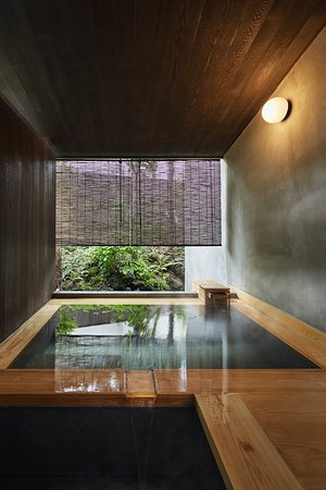 露天風呂付客室も3室ご準備しております。