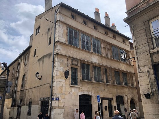 Immeuble ancien
