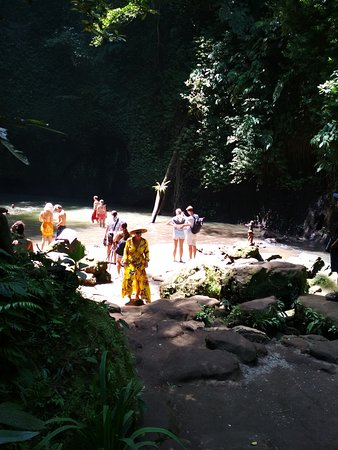Tibumana водопад 28.07.19