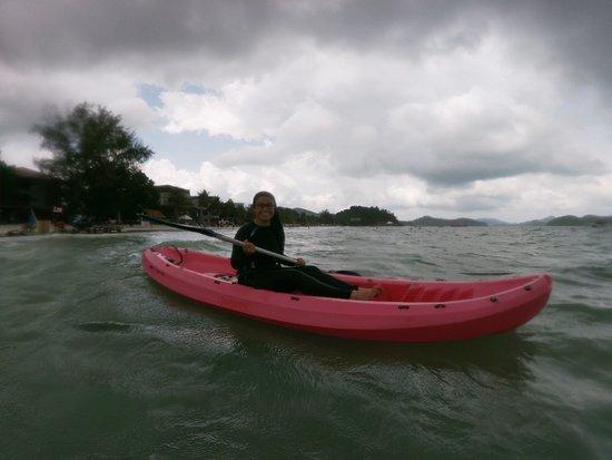 Langkawi, Malasia: Sea Kayaking