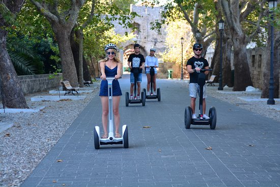 Rhodes by Segway: Super Segway Tour!!!