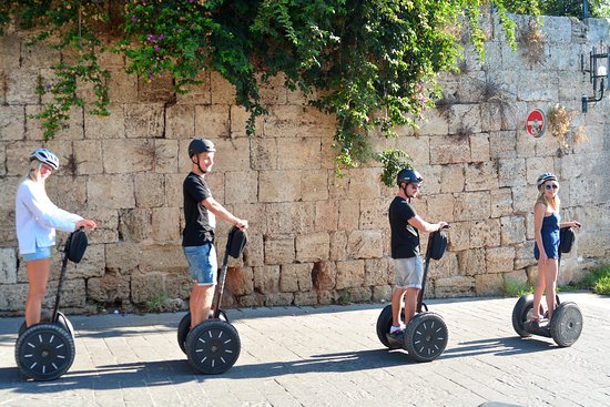 Rhodes by Segway: Amazing time !!