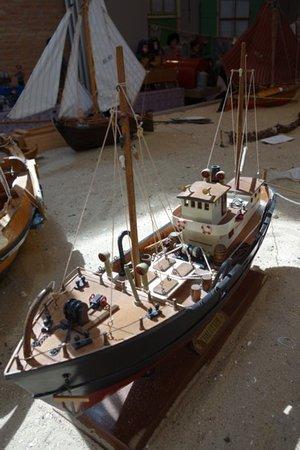 model boten