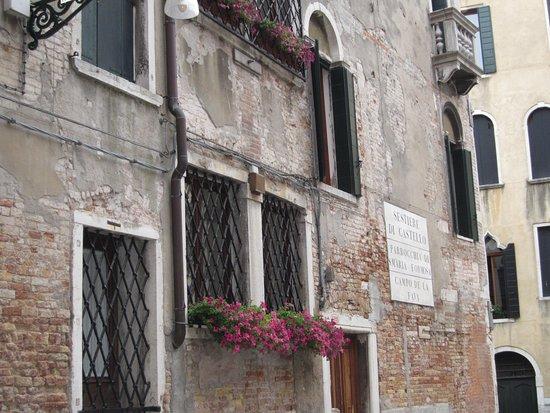 Здание Венеции