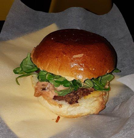 Beef sandwich
