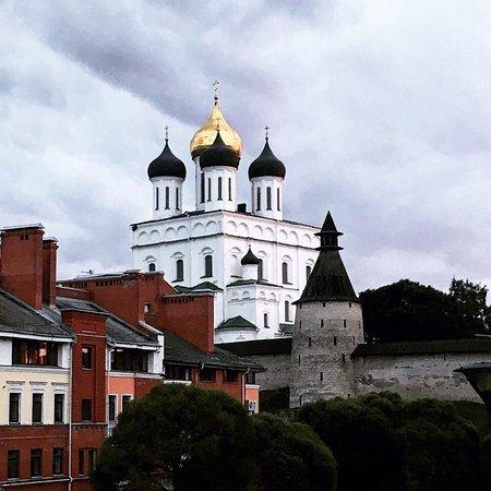 Πσκοβ, Ρωσία: Троицкий Собор