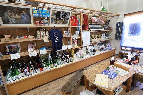Wakasaya Ice Cream Garden: 店内の様子