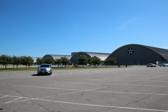 Museo nazionale della U.S. Air Force: 4 Hangars full of aviation history
