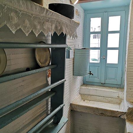 Tinos, Grekland: Μουσείο Χαλεπά