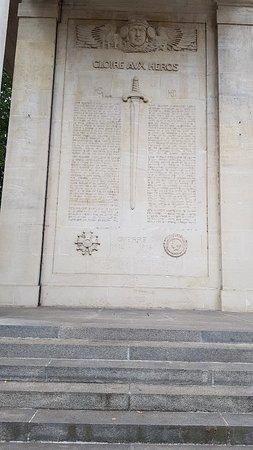 Monument Aux Combattants De La Haute Garonne Toulouse
