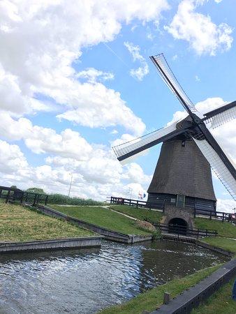 Schermerhorn windmill polder