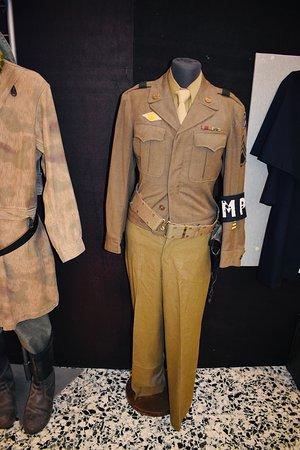 original army uniform from 2nd WW