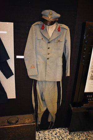 authentic uniform from 2nd WW