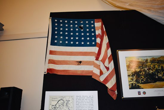 USA flag from 2nd WW