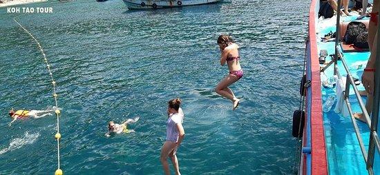 KOH TAO TOUR               Snorkeling trip around                                      KOH TAO -KOH  NANG YUAN Booking here:084-8507628, 083-8301912  Date 21/07/19 #เกาะเต่าทัวร์ #เกาะเต่าไทยแลนด์ #kohtaotour#kohtao#kohtaoisland #kohtaotrip #kohtaothailand #snorkelling #snorkelingtrip#tao