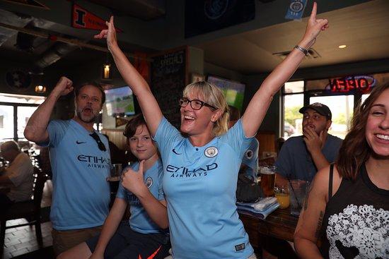 Germantown Pub is Nashville's official Manchester City watch spot!