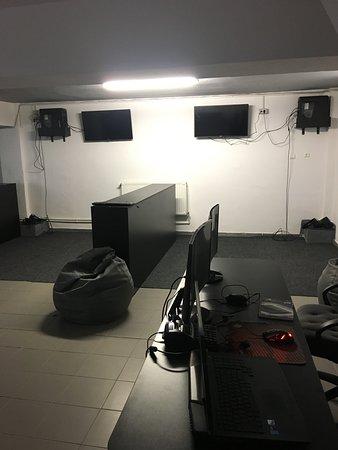 Virtual Reality Alba Iulia: Frontdesk view