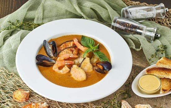 Taverna Oneiro: Буйабес