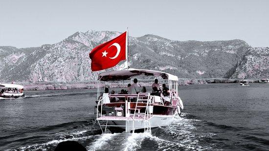 Boat trip (Basket travel)