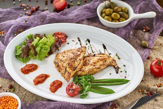 Taverna Oneiro: Филе куриное