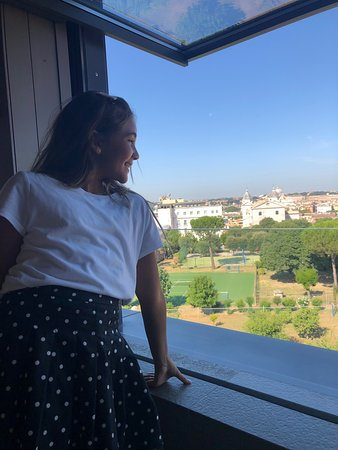 Best Hotel in Rome!