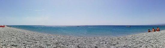 Marina di Gioiosa Ionica, Italie : Foto a 180°...