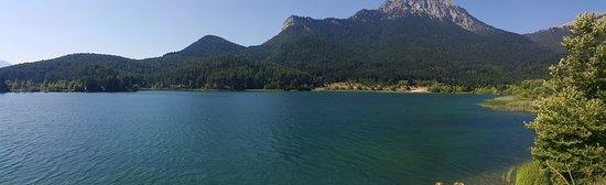 Feneos, Kreikka: Lake Doxa