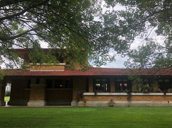Frank Lloyd Wright's Allen House (Wichita) - 2019 All You ... on