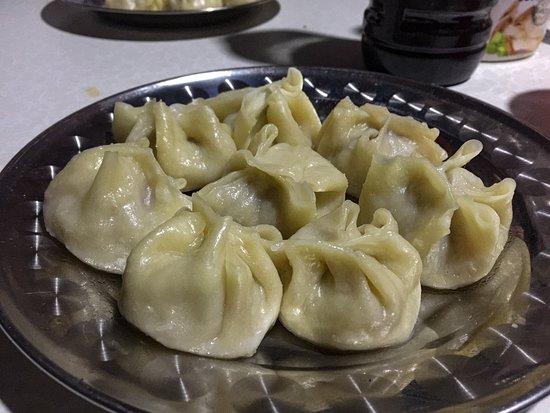 Mongolian Tour Guide: Buuz the dumplings