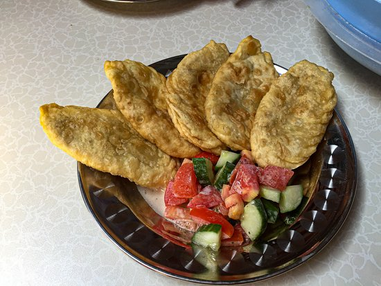 Khuushuur the fried dumplings