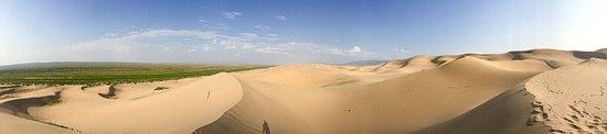 Mongolian Tour Guide: Khongor dunes