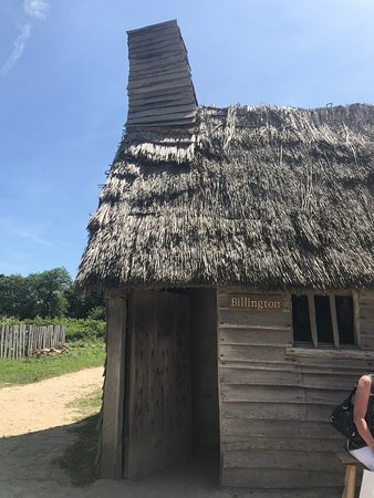 Plimoth Plantation, Mayflower II, and Plimoth Grist Mill Combo Admission Ticket: Thatched roofs and fires employed for heat had to have been a problem.