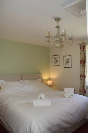 Our Exmoor room (twin or superking beds)