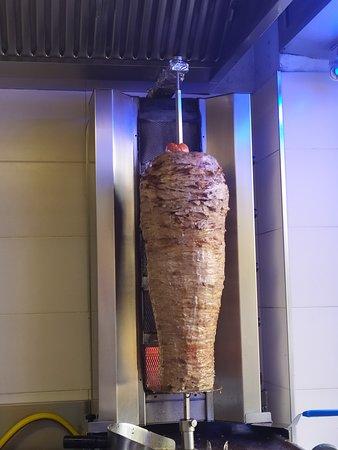 Anatolia Doner Kebab: Carne di vitello