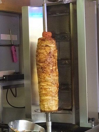 Anatolia Doner Kebab: Carne di pollo