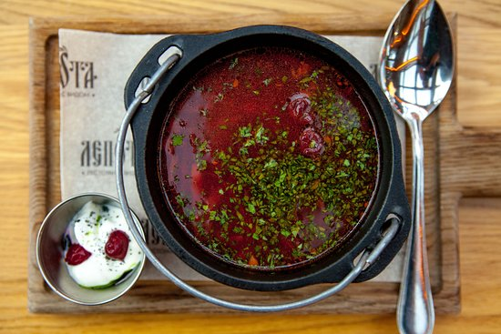 Lepota: Новинки блюд. Ресторан Лепота.