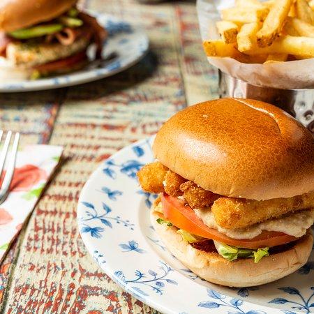 The Halloumi Burger