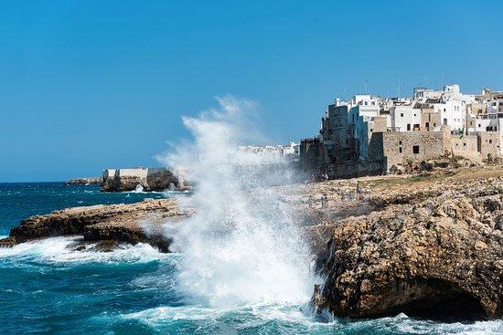 Polignano a mare: Panorama di Polignano