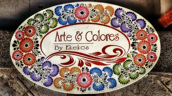 Ekekos San Blas  - Arte  & Colores