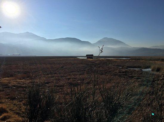 Huacarpay Marsh, outside of Cusco