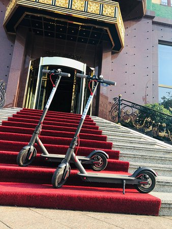 Hotel Moskva: Feel you like on the red carpet